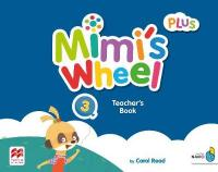 Mimi's Wheel Level 3 Teacher's Book Plus with Navio App
