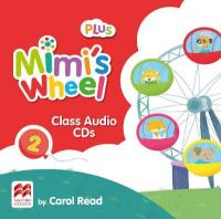 Mimi's Wheel Audio CD Plus Level 2