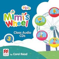 Mimi's Wheel Audio CD Plus Level 3