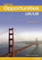 Opportunities UK/US DVD/Video Activity Book 2nd edition