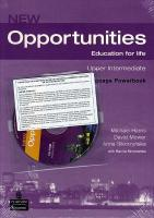 Opportunities Global Upper-Int Language Powerbook Pack, WITh Opportunities Upper-Intermediate Global Language Powerbook AND   Opportunities CD-ROM