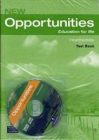 Opportunities Global Intermediate Test CD Pack, WITH Opportunities Intermediate Global Test Book AND Audio CD