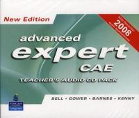 CAE Expert New Edition CD 1-4 2nd edition, CD 1-4