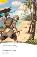 Level 2: Robinson Crusoe Book and MP3 Pack, Level 2