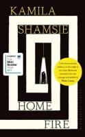 Home Fire: LONGLISTED FOR THE MAN BOOKER PRIZE 2017 Export/Airside