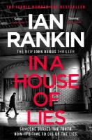 In a House of Lies: The Brand New Rebus Thriller   the No.1 Bestseller