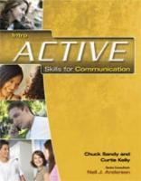ACTIVE Skills for Communication Intro: Workbook New edition