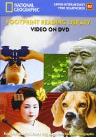 Footprint Reading Library 5: DVD New edition