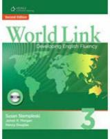 World Link: Developing English Fluency 2nd Revised edition, Book 3