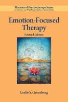 Emotion-Focused Therapy Revised edition