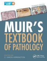 Muir's Textbook of Pathology, Fifteenth Edition 15th New edition