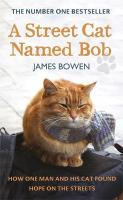 Street Cat Named Bob: How One Man and His Cat Found Hope on the Streets