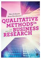 Qualitative Methods in Business Research: A Practical Guide to Social Research 2nd Revised edition