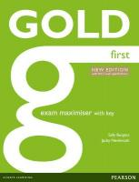 Gold First Maximiser with Key 2nd Student Manual/Study Guide