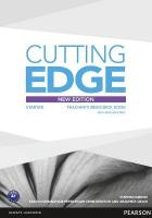 Cutting Edge Starter New Edition Teacher's Book and Teacher's Resource Disk   Pack 3rd edition, Starter Teacher's Book and Teacher's Resource Disk Pack