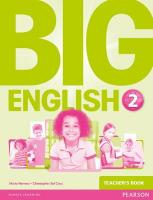 Big English Teacher's Book, 2