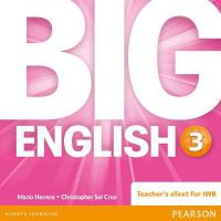 Big English 3 Teacher's eText CD-Rom, 3