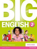Big English Pupils Book Stand Alone, 2