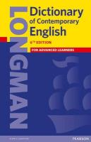Longman Dictionary of Contemporary English 6 paper 6th New edition