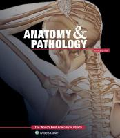 Anatomy & Pathology:The World's Best Anatomical Charts Book 6th edition