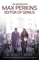 Max Perkins: Editor of Genius Film Tie-In, Genius Film tie-In