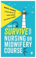How to Survive your Nursing or Midwifery Course: A Toolkit for Success