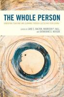 Whole Person: Embodying Teaching and Learning through Lectio and Visio Divina