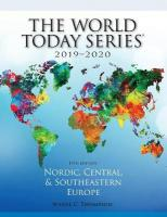 Nordic, Central, and Southeastern Europe 2019-2020 19th Edition