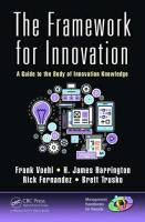 Framework for Innovation: A Guide to the Body of Innovation Knowledge