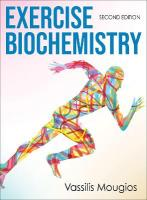 Exercise Biochemistry Second Edition