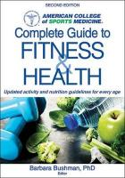 ACSM's Complete Guide to Fitness & Health 2nd Edition 2nd