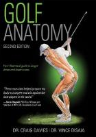Golf Anatomy 2nd Edition 2nd edition