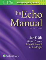 Echo Manual 4th edition