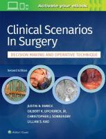 Clinical Scenarios in Surgery 2nd edition