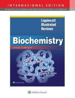 Lippincott Illustrated Reviews: Biochemistry Seventh, International Edition