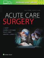 Acute Care Surgery 2nd edition