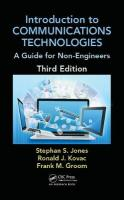 Introduction to Communications Technologies: A Guide for Non-Engineers, Third Edition 3rd New edition