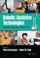 Robotic Assistive Technologies: Principles and Practice