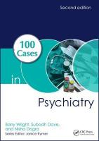 100 Cases in Psychiatry 2nd New edition