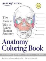 Anatomy Coloring Book Sixth Edition