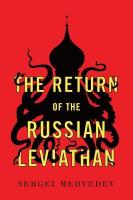 Return of the Russian Leviathan