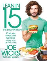 Lean in 15: The Sustain Plan: 15 Minute Meals and Workouts to Get You Lean for Life Main Market Ed.