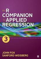 R Companion to Applied Regression 3rd Revised edition
