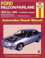 Ford Falcon & Fairlane (94 - 98): 1994 to 1998 2nd Revised edition