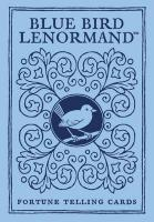 Blue Bird Lenormand: Fortune Telling Cards