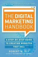 Digital Marketing Handbook: A Step-By-Step Guide to Creating Websites That Sell