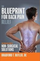 Blueprint for Back Pain Relief: The Essential Guide to Non-Surgical Solutions