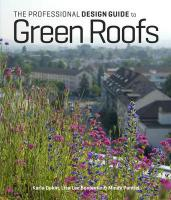Professional Design Guide to Green Roofs