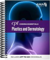 CPT (R) Coding Essentials for Plastics & Dermatology 2020