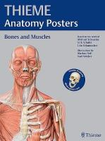 THIEME Anatomy Posters Bones and Muscles, Latin Nomeclature 2014 1st ed.